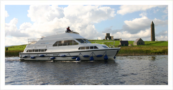 hire boat ireland